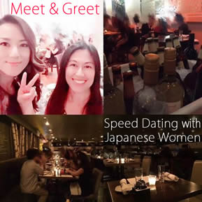Speed Dating with Japanese Women